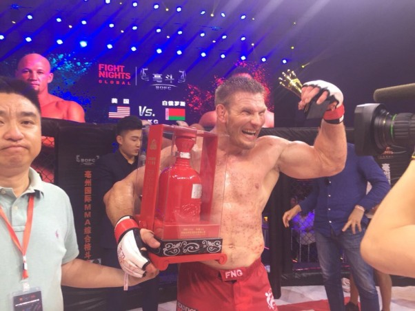 Результаты россиян на Fight Nights Global Summer Cup