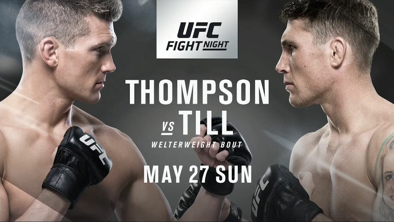 Результаты турнира UFC Fight Night 130